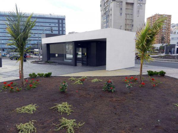Aparcamiento de la Vega San José – Nueva sede judicial