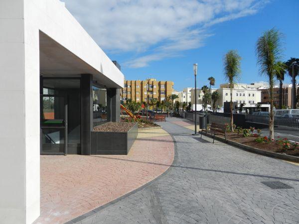 Proceso Constructivo Aparcamiento de la Vega San José-Nueva Sede Judicial, Las Palmas de G.C.