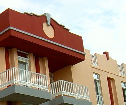 Sólo DF. Edificio de 33 viviendas en El Tablero, San Bartolomé de Tirajana
