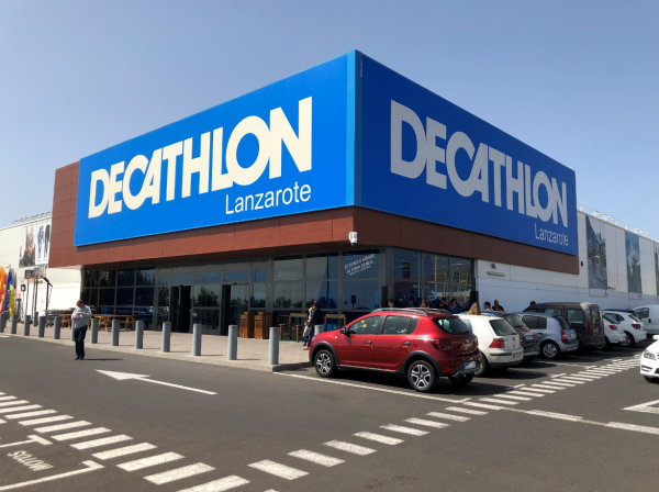 Centro comercial Decathlon, Lanzarote