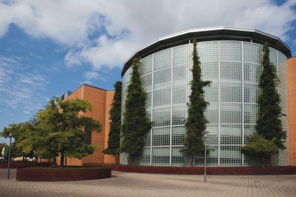 Centro comercial Mendelssohnplatz, Karlsruhe