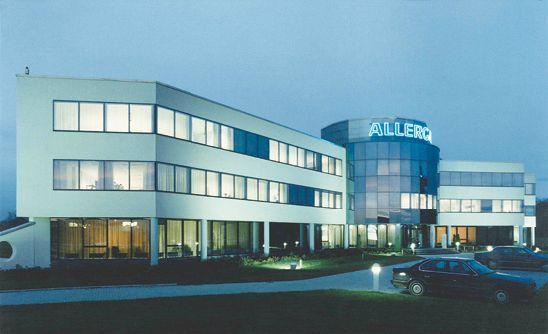 Oficinas y laboratorios para FA Allergan, Karlsruhe