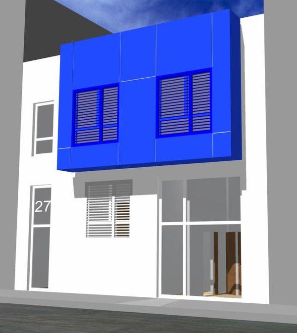 Edificio de viviendas en El Burrero, Ingenio
