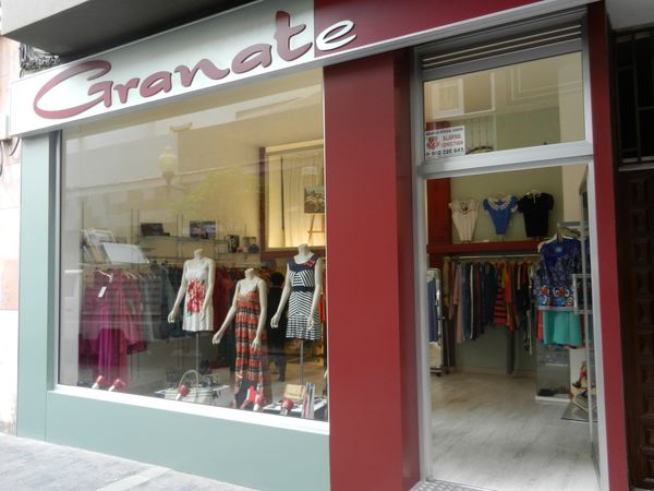 Tienda de moda en Triana, Las Palmas de G.C.