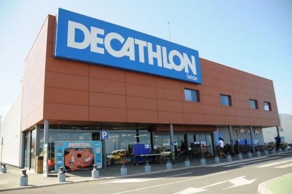 Sólo DF. Centro Comercial Decathlon, Telde