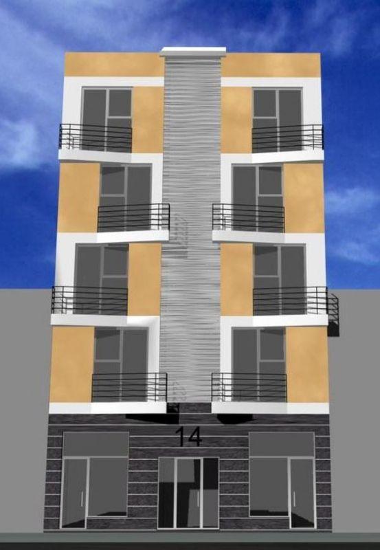 Edificio de 8 viviendas y 2 locales comerciales, Arucas