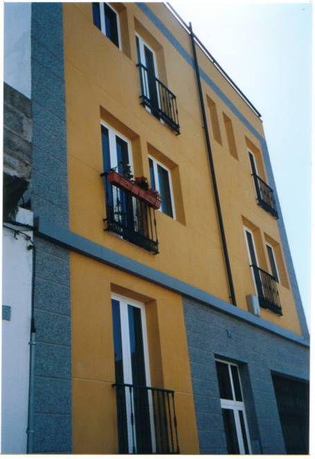Edificio de 5 viviendas, Las Palmas de G.C.