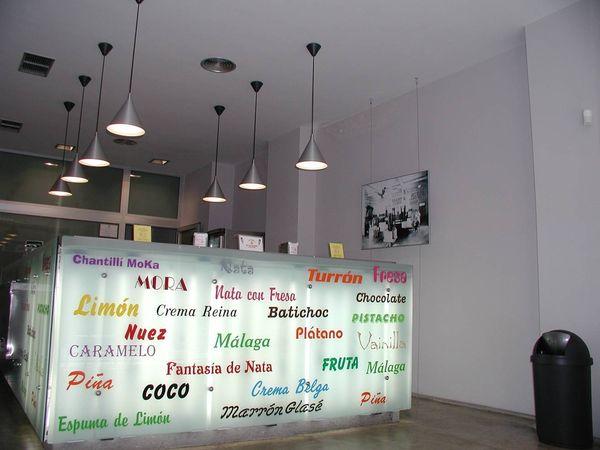 Reforma de la heladería Los Alicantinos, Las Palmas de G.C.