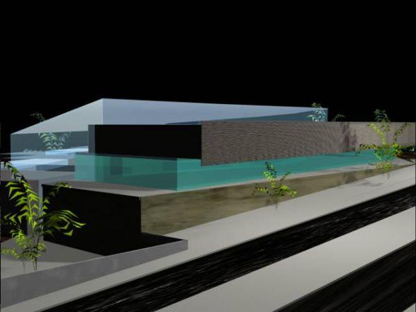 Nueva facultad de Bellas Artes de la ULL, La Laguna