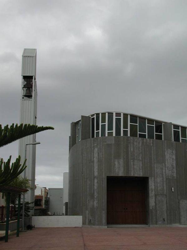 Iglesia Nuestra Señora del Camino de Fátima en Lomo Los Frailes, Las Palmas de G.C.