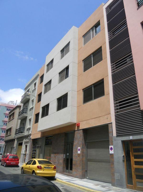 Edificio de 9 viviendas, dos locales y garaje en calle Obispo Encina, Las Palmas de G.C.