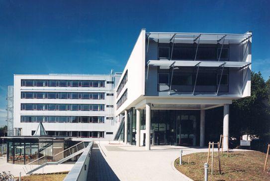 Oficinas DB-Netz, Karlsruhe