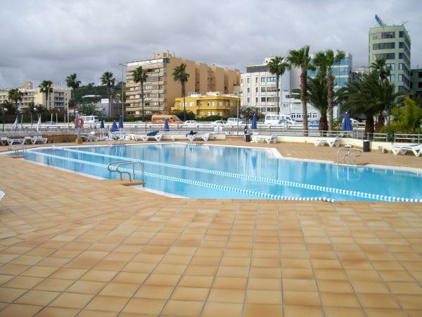 Reforma de piscinas del Club Marítimo Varadero, Las Palmas de G.C.