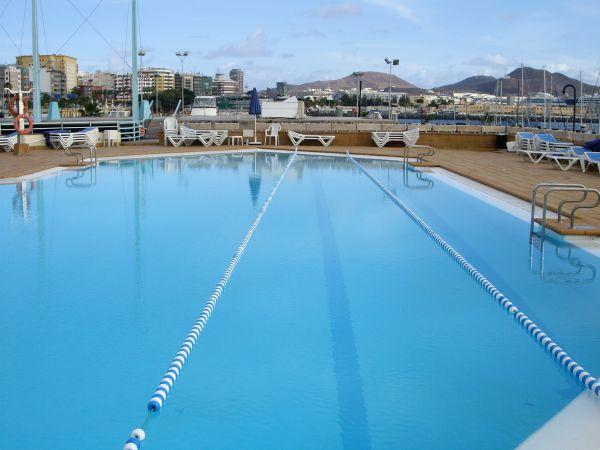 Reforma de piscina Club Marítimo Varadero, Las Palmas de Gran Canaria