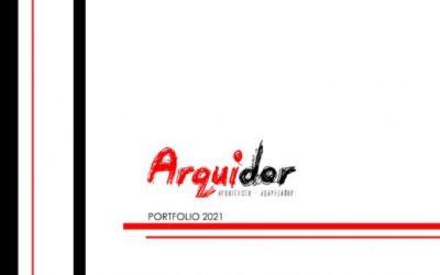 PORTFOLIO ARQUIDOR 2021