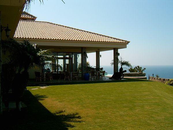 Reforma vivienda unifamiliar aislada en Anfi del Mar