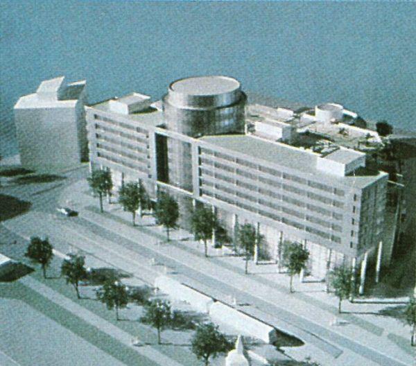 Hotel y oficinas, Stuttgart